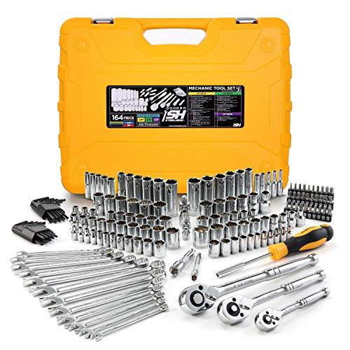 STEELHEAD Mechanics Tool and Socket Set