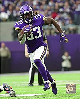 Dalvin Cook Minnesota Vikings Action Photo (Size: 8