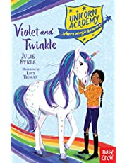 Unicorn Academy 11: Violet and Twinkle