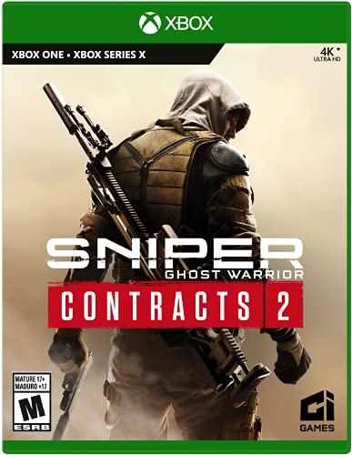 Sniper: Ghost Warrior - Contracts 2 - Xbox One
