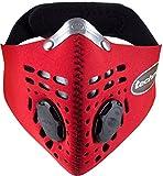Respro Techno Mask - Máscara, tamaño M, Color Negro