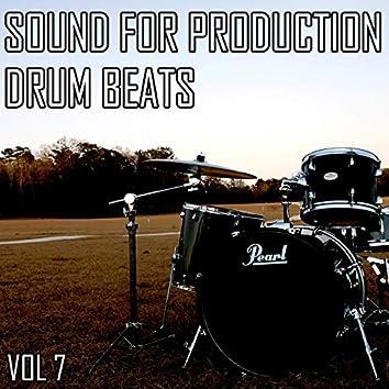 Sound For Production Drum Beats, Vol. 7