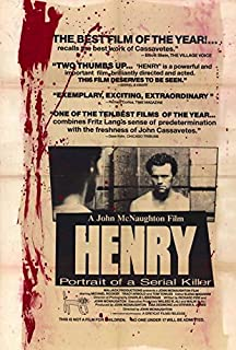 Best henry portrait of a serial killer poster Reviews