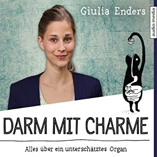 Darm mit Charme audiobook cover art