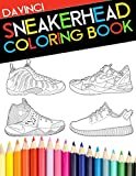 Sneakerhead Coloring book