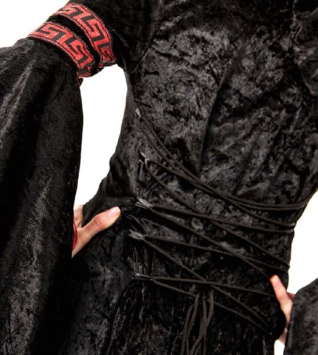 Maylynn 12236 – Mittelalter Kostüm Yandra, 2-teilig, Größe M/L - 5