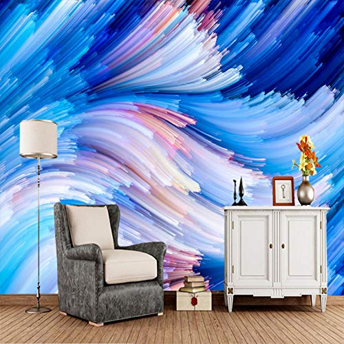 XZCWWH Custom Wallpaper Abstract Texture Mural For Living Room Bedroom Sofa Background Wall Decoration Wallpaper,400Cm(W)×280Cm(H)