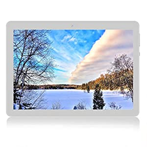 Android 9.0 Tablet PC, 10 Inch, Dual Band WiFi 2.4Ghz 5GHz, 4+64 GB, 1280X800 IPS Display, Google Certified, Dual Camera, Bluetooth, GPS