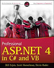 Professional ASP.NET 4 in C# and VB (English Edition)