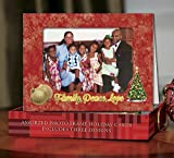 Shades of Color Assorted Photo Frame Boxed African American Holiday Cards, 15 Cards and Envelopes, 5 x 6.75 inches (APF106)