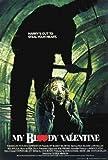 My Bloody Valentine Movie Poster (11 x 17 Inches - 28cm x 44cm) (1981) Style A -(Paul Kelman)(Lori Hallier)(Neil Affleck)(Keith Knight)(Alf Humphreys)(Cynthia Dale)