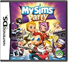 Electronic Arts-My Sims Party [video game]