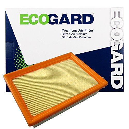 ECOGARD XA6273 Premium Engine Air Filter Fits Chevrolet Sonic 1.8L 2012-2018, Sonic 1.4L 2012-2020