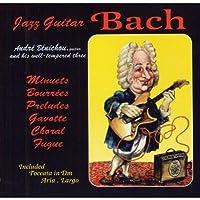Jazz Guitar Bach