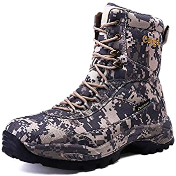 military camouflage boots