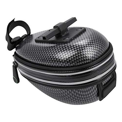 Keenso tas voor fietsachterkant, waterdicht