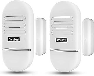 Door Alarm for Kids Safety, Window Alarm sensors for Home, Door Window Alarms Sensors for Home Security, Multifunctional 3...