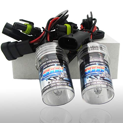 Ampoule De Phare HID Xenon 55W Conversion de phare KIT H1   H3   H4   H7   H11   9005 9006 880 881 9004 7 Phare Ampoule (Style : 9006 HB4)