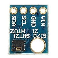 電子モジュール A-r-d-u-i-n-oのためのGY-21 HTU21D湿度センサーとI2Cインタフェース工業高精度は - 製品という公式のA-r-d-u-i-n-oボード3pcsのと仕事