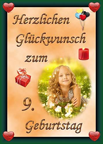 Tortenaufleger Fototorte Tortenbild zum Geburtstag DIN A5 G31 (Zuckerpapier)