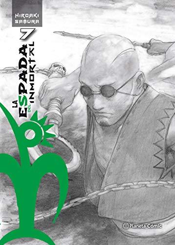 La espada del Inmortal Kanzenban nº 07/15 (Manga Seinen)