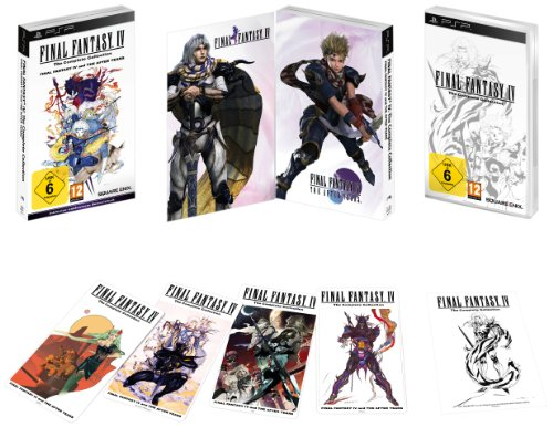Final Fantasy IV: The Complete Collection - Special Edition