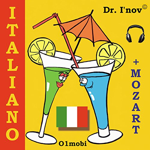 Italiano [Italian] audiobook cover art
