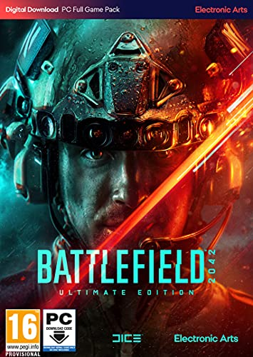 Battlefield 2042 Ultimate Edition - Téléchargement PC - Code Origin