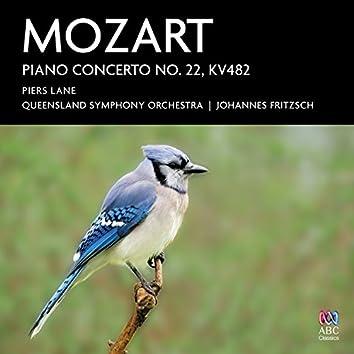 Mozart: Piano Concerto No. 22, K. 482