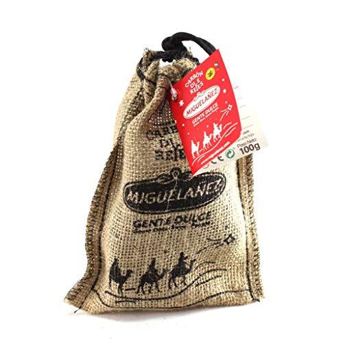 ijsalut - saco carbon s/gluten 100gr mig miguelañez 100gr