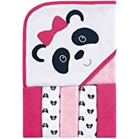 Luvable Friends Unisex Baby Hooded Towel