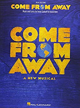 Come from Away  A New Musical Vocal Line with Piano Accompaniment