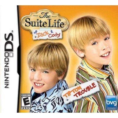 The Suite Life Of Zack & Cody: Tipton Trouble [Nintendo DS] (Nintendo DS) [Importación Inglesa]