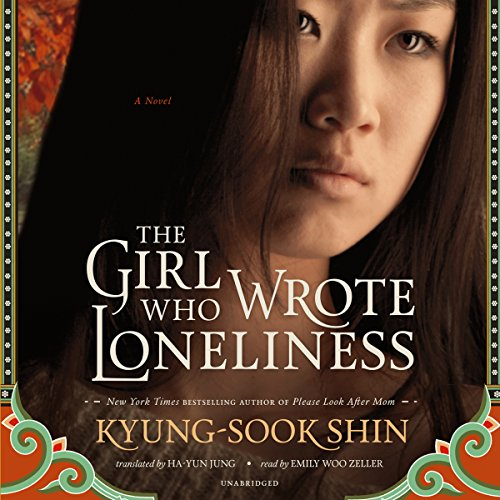 The Girl Who Wrote Loneliness audiobook cover art