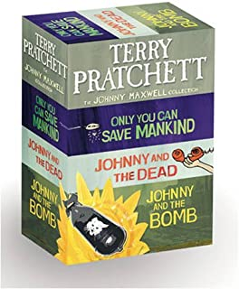 """The Johnny Maxwell Slipcase: """"Only You Can Save Mankind"""", """"Johnny and the Dead"""", """"Johnny and the Bomb"""""""