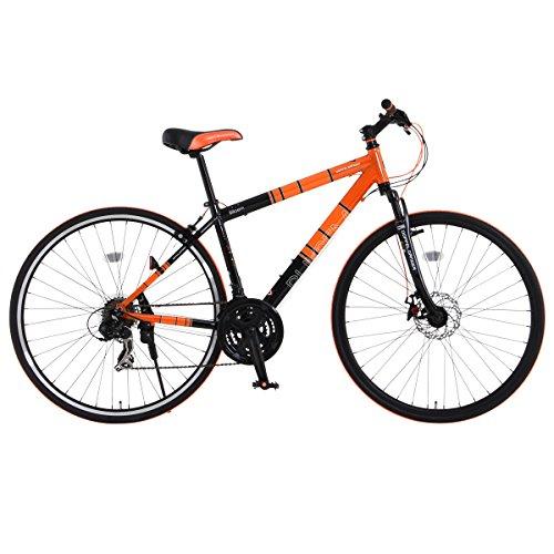 DOPPELGANGER(ドッペルギャンガー) クロスバイク LIBEROシリーズ 700x28C 411 BLIKSEM ジャンルレス・コン...
