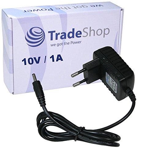 Alimentatore di rete 10 V/1 A (1000 mA) 3,5 mm x 1,2 mm per Lego Mindstorms Transformator 8887 batteria 9693 8878 NXT 243008878 243009693 EV3 45501 NXT8547 97 NXT8 NXT8 9797. Element 86444.