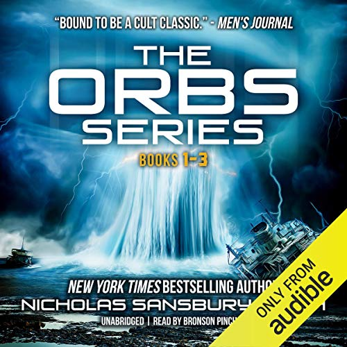 The Orbs Series Box Set cover art