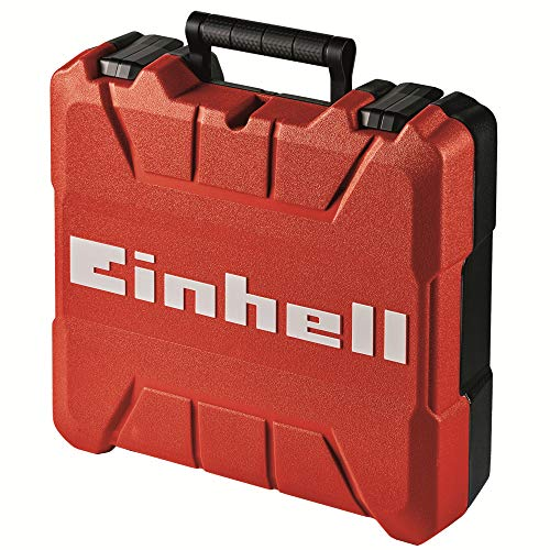 Einhell S35 E-Box Universal Protective Tool Case / Storage Box, 13.78-Inch x 13-Inch x 4.33-Inch, 27-lbs Load Capacity, Great for Grinder/Drill/Driver/Batteries/Accessories and more