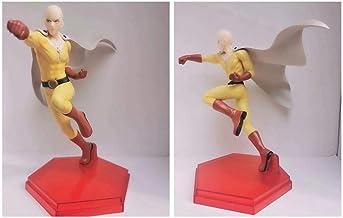 N / A GSC Pop One-Punch Man Ver. Saitama Teacher Hero Suit En Caja Hecho a Mano