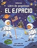 El Espacio. Libros De Pegatinas