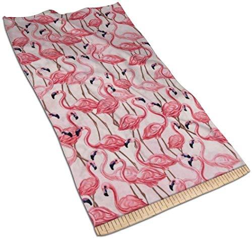 hotmoment-uk Handtuch für Jungen und Mädchen, Daunensyndrom Awaren Haushaltstücher, modisch, Bedruckt, Polyester, Brokat, geeignet für Jugendliche, 30,5 x 70 cm