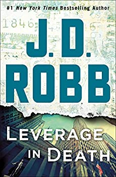 Hardcover Leverage in Death Book