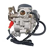 Beauticare 20mm High Performance Carburetor for Chinese Scooter With 50cc QMB139 Engines