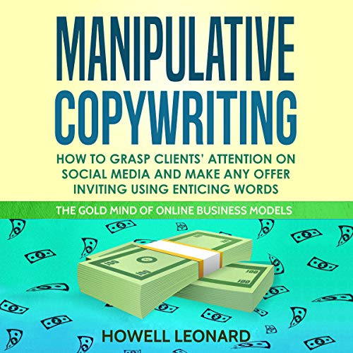 Manipulative Copywriting cover art