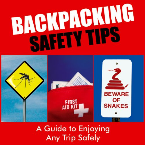 Backpacking Safety Tips cover art
