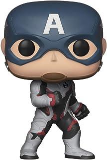 Funko Pop! Avengers Endgame-Captain America, Action Figure - 36661