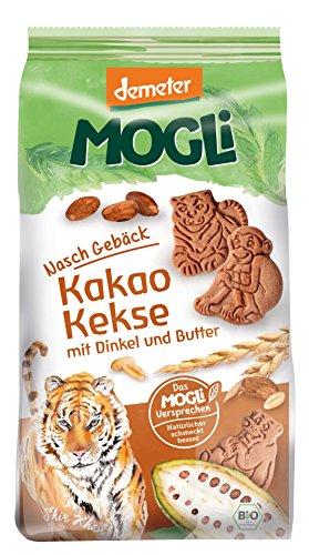 MOGLi Naturkost GmbH Bio Tiger-Kekse (1 x 125 gr)