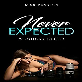 Never Expected: A Quicky Series cover art