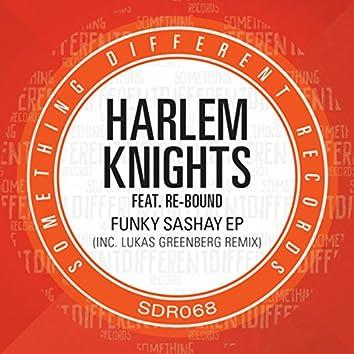 Funky Sashay EP
